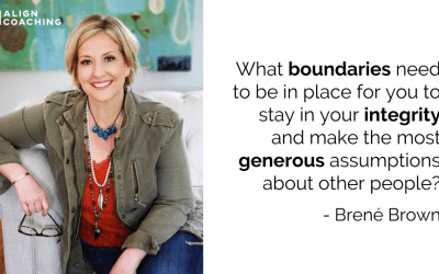 The importance (and challenge) of Boundaries