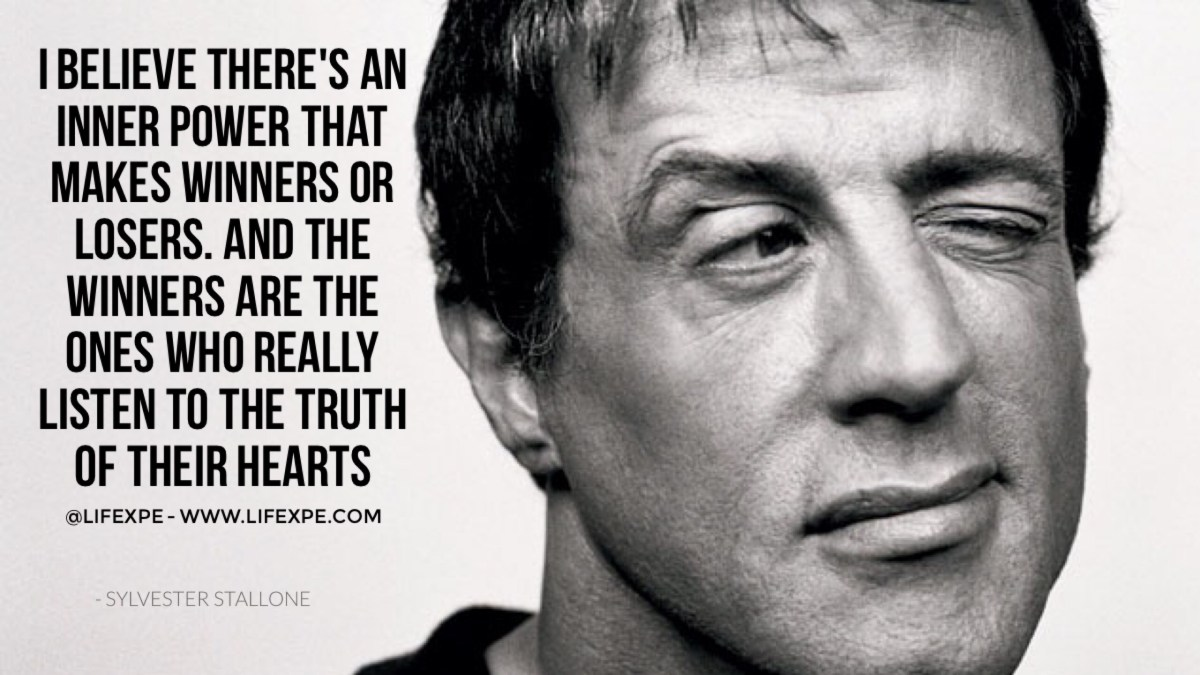 sylvester stallone quote why do we fall motivational video inspiration