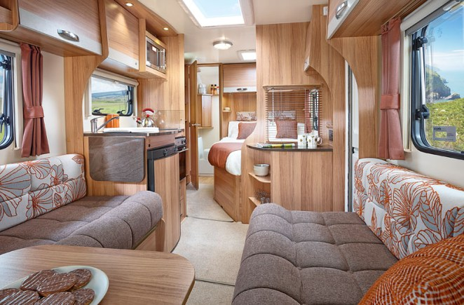 luxury caravan interior BMW vacation trip holiday How Luxury Caravans Can Be Hired For An Extraordinary Holiday