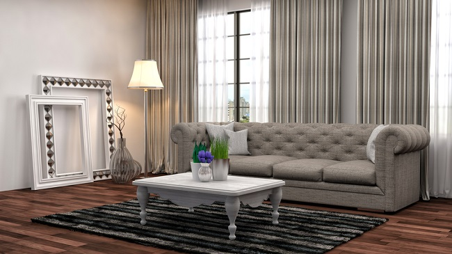 LXP - Choose from different types of Curtains color combinations and fabrics
