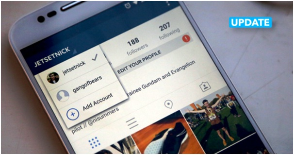 LXP - Lifexpe - Social Media Content Marketing Switching Between Instagram Accounts