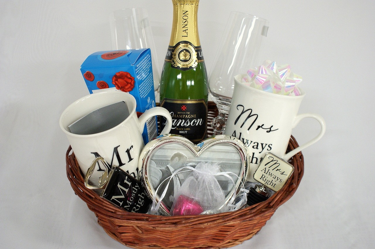 special occasion gift basket ideas