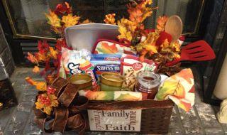 Congratulation Gift Basket Ideas