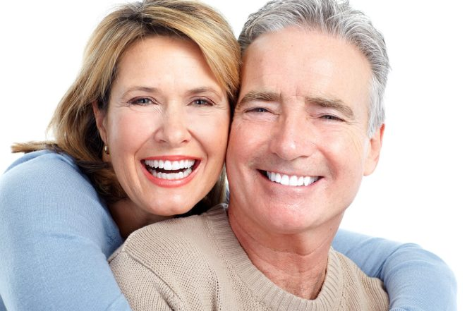 LXP Lifexpe Life Experiences senior tooth care dental veneers smiling couple