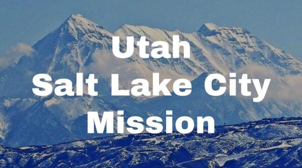 Utah Salt Lake City Mission – Lifey