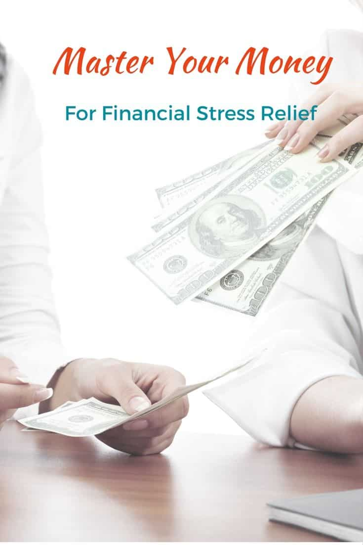 Break the cycle of financial stress and find relief. Learn to take control of your career, master your finances, manage your health, and amplify your life.