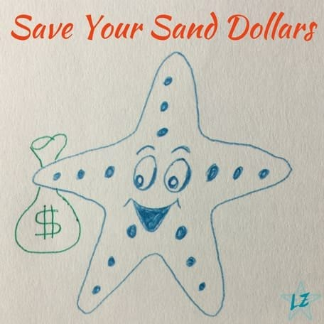 It's Not Too Late To Start Save Your Sand Dollars