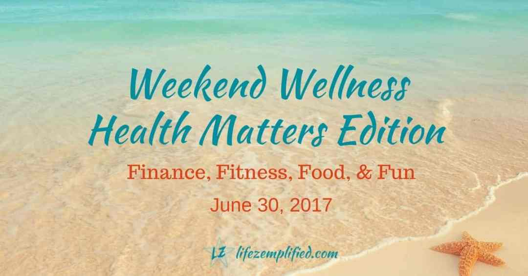 Health Matters Weekend Wellness
