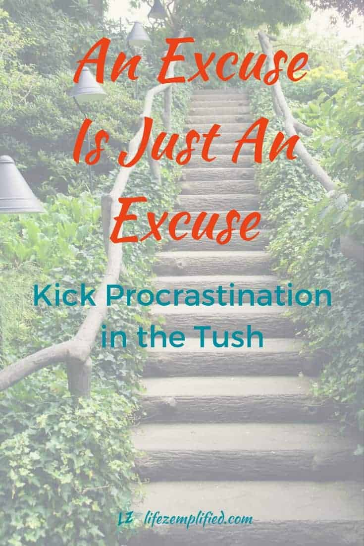 Procrastination is typically a sign something isn't right. Discover what is really going on so you can stop procrastinating and get things done.
