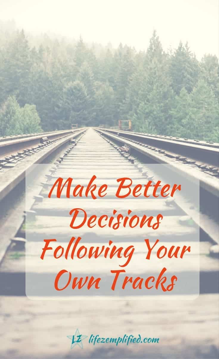 Data you collect about yourself and your life can help you make better decisions about your future savings, spending, eating, exercise, habits, and life.