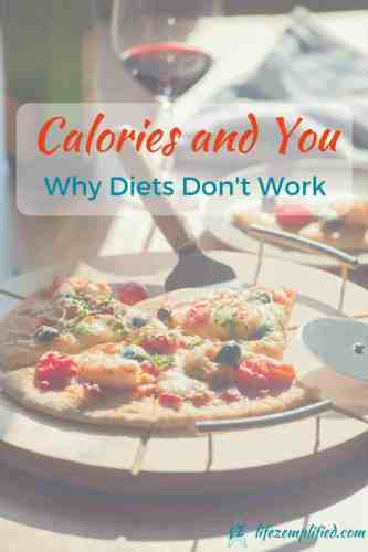 How Calories Differ and Why Diets Don't Work