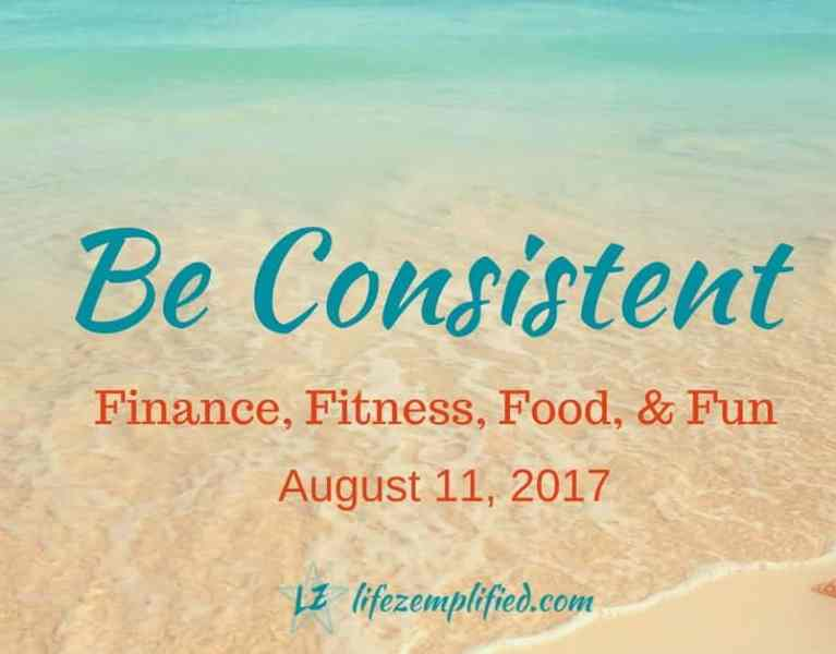 Make a Lasting Difference-Be Consistent