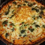Sweet Potato Crust Spinach and Feta Quiche Recipe