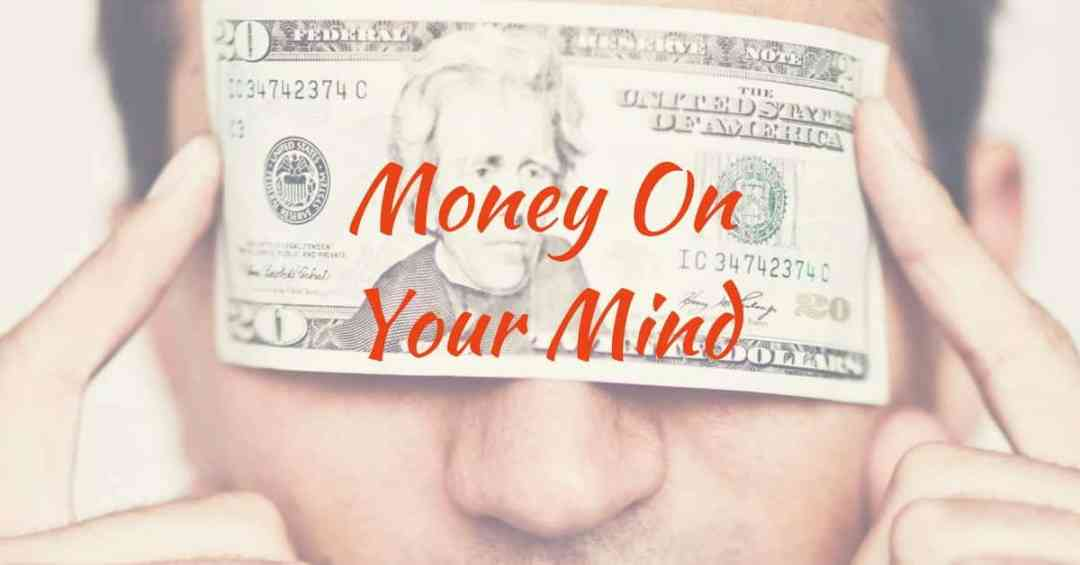 Healthy Finances Clearly Important For Mental Wellbeing - Money On Your Mind