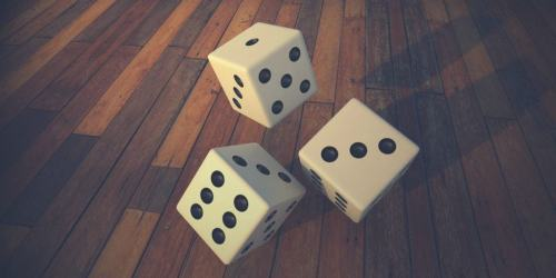 intriguing financial statistics stop rolling the dice