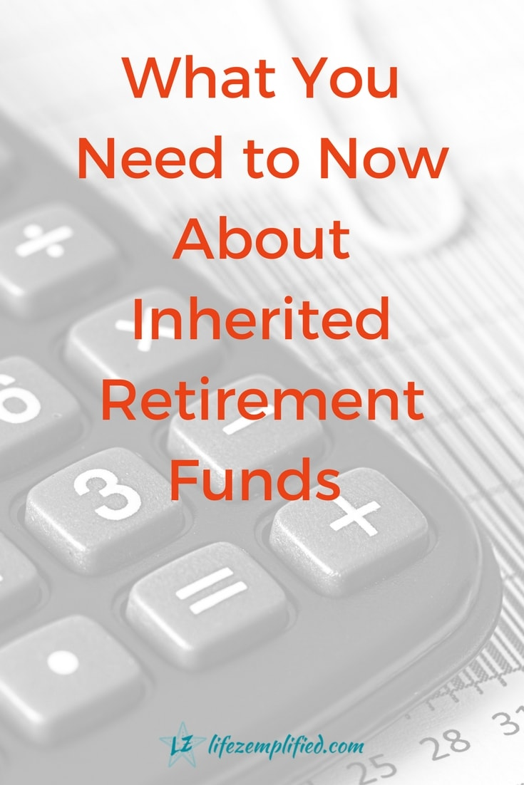 You may already know that when you reach the age of 70 ½ you are required by the IRS to start taking RMDs from IRAs, 401(k)s and other tax-deferred accounts. But you also need to know about RMDs as they may come into play when you inherit an IRA or Qualified Retirement Plan (401k, 403b, etc.) no matter what your age. #RMDs #InheritedIRA #IRA #RetirementFunds