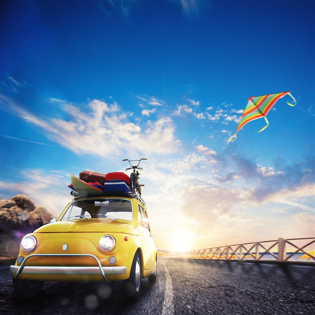 公路旅行 – 旅行趣