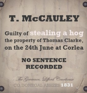 Family Names McCauley