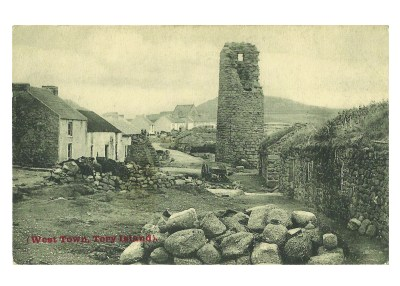 West Town Tory Island