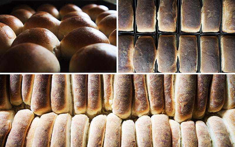 Our Childhood and bread