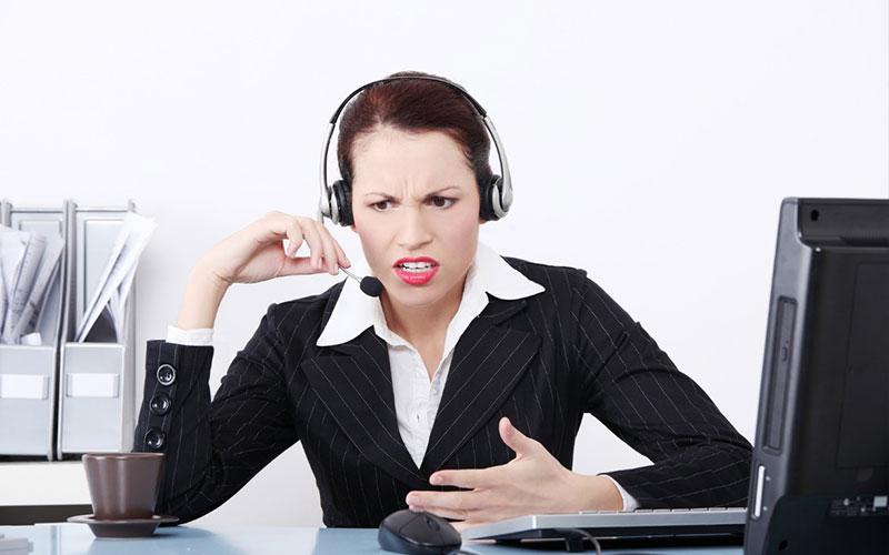 Customer care problems