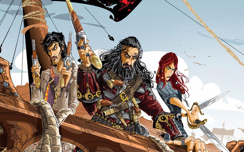 World Famous Pirates