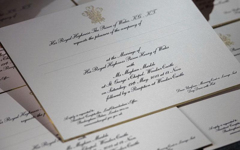 Royal parties