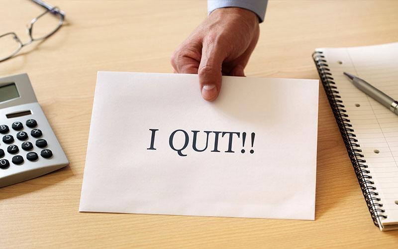 before you handover the resignation