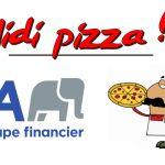 Midi pizza