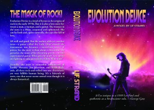 Evolution Device final cover