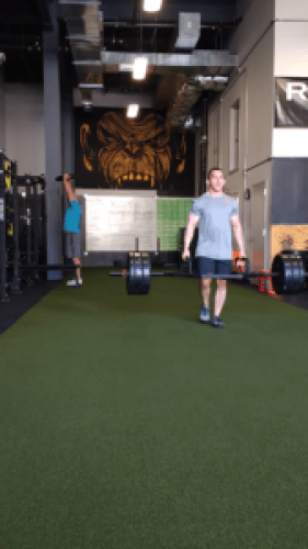 Exercises You Should Probably Be Doing - Farmer Carries