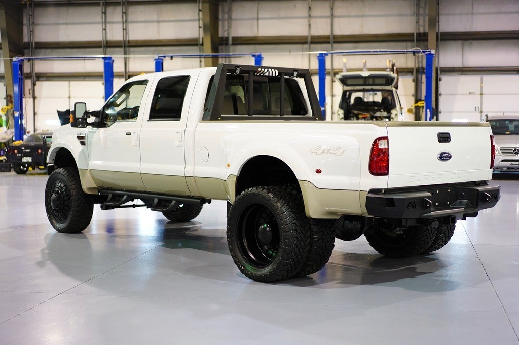 2016 Ford King Ranch Dually