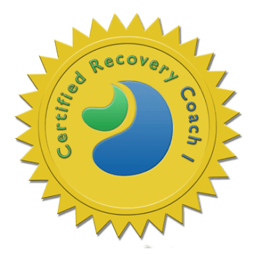 Certified Recovery Coach Seal