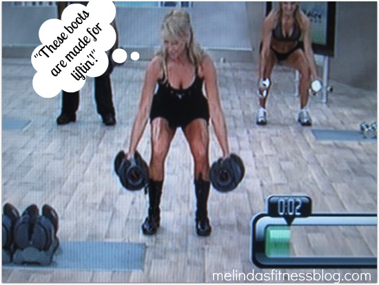 """These boots are made for liftin'! - Chalene Johnson - via LiftingMakesMeHappy.com"