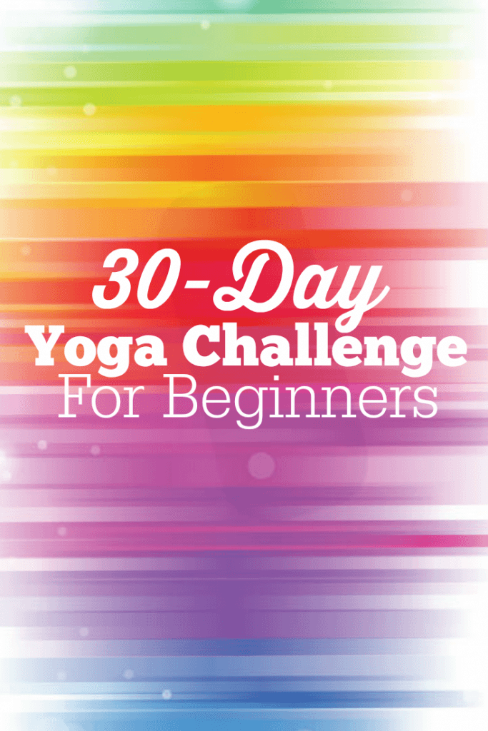 30 Day Yoga Challenge for Beginners