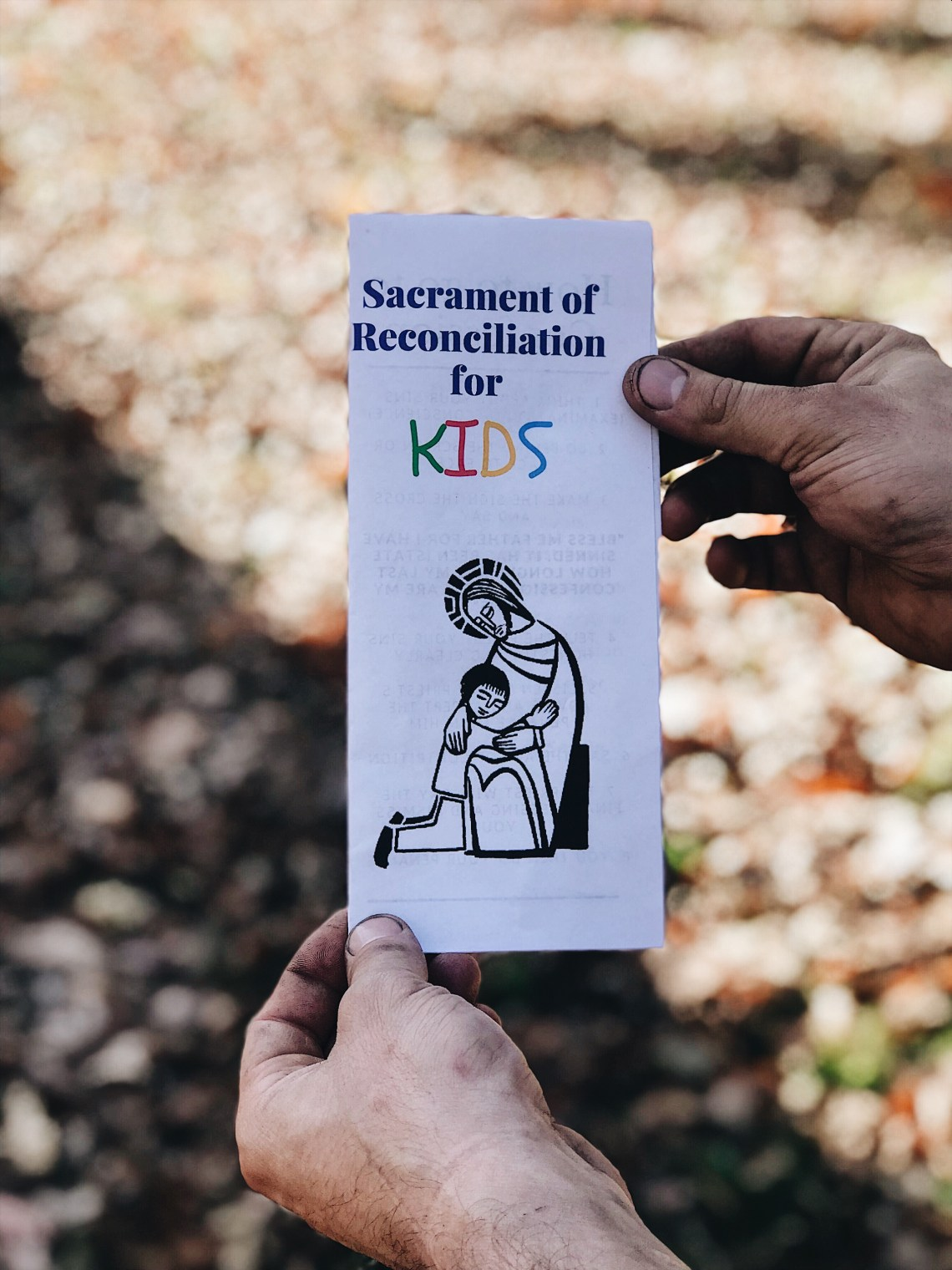 Sacrament of Reconciliation for Kids