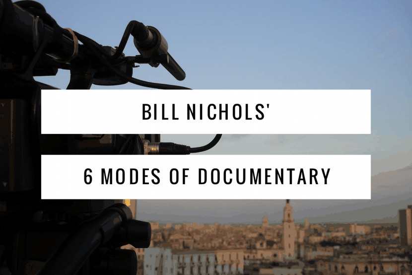 Bill Nichols 6 Modes of Documentary