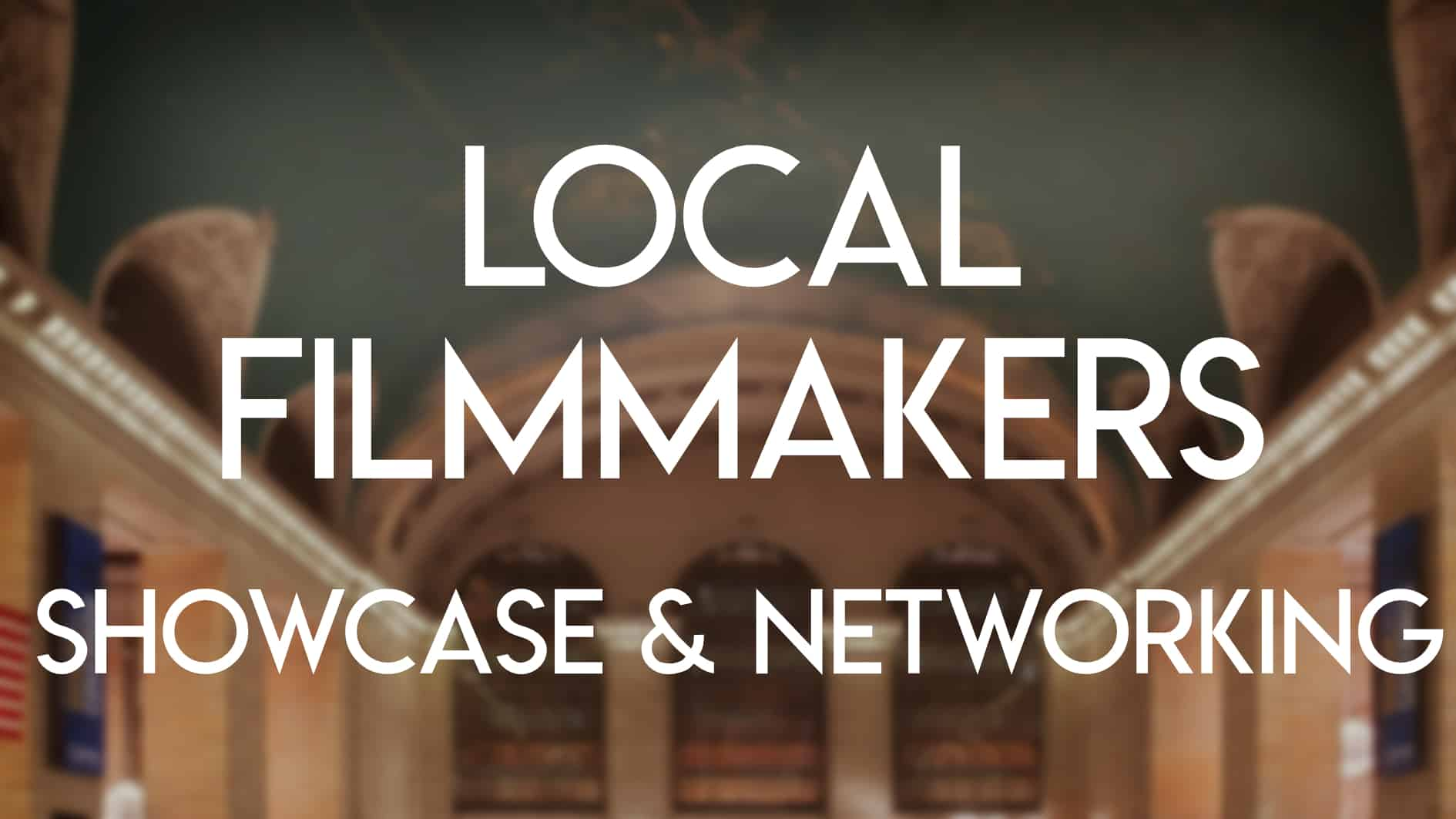 New York Lift-Off Film Festival 2018 - local filmmakers showcase & networking