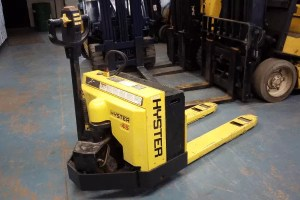 Used Power Pallet Truck - Hyster W45XT