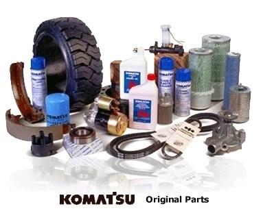 Komatsu Genuine Parts