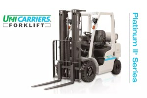 New Forklifts</br>Unicarriers PFD50