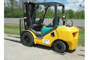 Used Forklifts</br>Komatsu - FG35AHT-16
