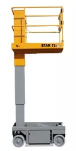 Vertical Mast - Haulotte - 13J