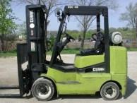 Used Forklift - Clark GPS12