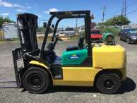 Used Forklift - Komatsu