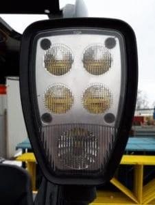 Liu Gong New Forklift Mirror