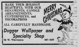 Dugger Wallpaper - Christmas