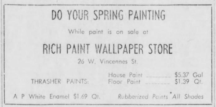 Rich Paint & Wallpaper