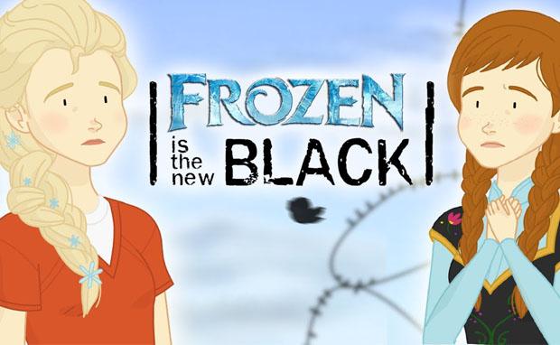 FrozenIsTheNewBlack