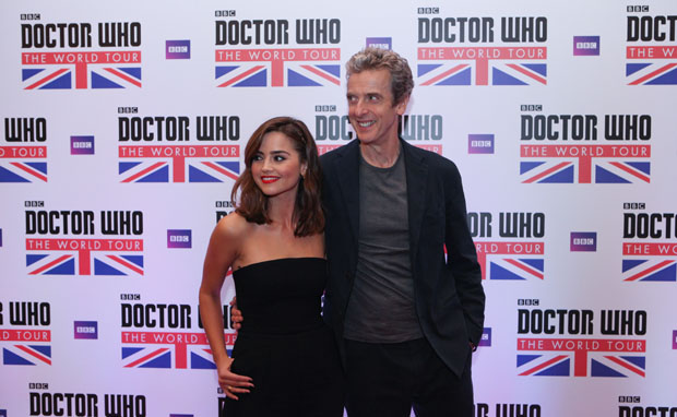 Coletiva Doctor Who (3)